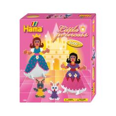 Buy Hama Beads Little Princess Gift Box from our gift range at English Heritage. Creative Skills, Creative Play, Easy Crafts, Arts And Crafts, Princess Gifts, Buy Toys, English Heritage, Pet Rabbit, Craft Kits