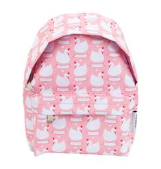 Buy A little lovely company mini school backpack - swan from qhousekids. Backpack including two side pockets for kids daily needs & adjustable shoulder strap Little Backpacks, Kids Backpacks, School Backpacks, Bunting Bag, Mini Mochila, A Little Lovely Company, Baby Bouncer, Kids Bags, Mini Backpack