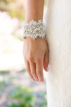 Crystal bracelet: ht