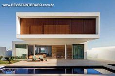 Na fachada do lazer por Valéria Gontijo + Studio de Arquitetura…
