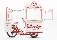 Bike-Powered Coffee Shops Serving the Mobile Generation and the Environment