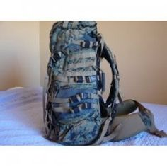 """If you are looking for a """"Bug-out"""" bag then you've come to the right place.    Pictured here is the ILBE USMC Main Pack by Arcteryx  This type of..."""