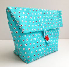 A Pocketful of Posies Fold Over Pouch / Make up / Cosmetics Bag  https://www.etsy.com/listing/153398114/a-pocketful-of-posies-fold-over-pouch?ref=shop_home_active