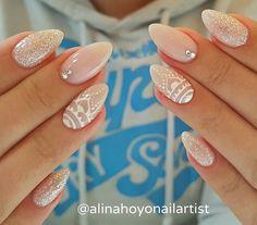 """201 Likes, 2 Comments - Alina Hoyo Nail Artist (@alinahoyonailartist) on Instagram: """"#alinahoyonailartist#gelish#nails #nailartmagazine #prettynails #nailtutorial #nailart#gelnagels…"""""""