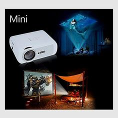 Mini smart LED projector        Deal of the day >>>   http://amzn.to/29MYnn7