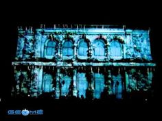 so cool! 3D Projection Mapping Video #Mapping #Video