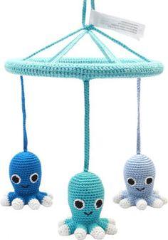 Fresh Three Octopus Boy