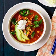 Texas Tortilla Soup by foodiebride, via Flickr