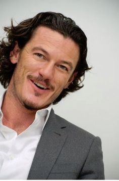 Man Crush Monday: Luke Evans Flashes Smile in a Suit (SEE IT) http://www.hngn.com/articles/49689/20141117/man-crush-monday-luke-evans-flashes-smile-in-a-suit-see-it.htm