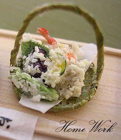 Mini tempura