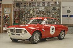 The Scuderia del Portello Alfa Romeo,1965 Alfa Romeo Giulia Sprint GTA Competition Saloon  Chassis no. AR 613018 Engine no. AR00502-A17082