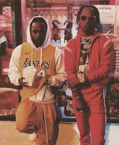 Kendrick Lamar & Rich the kid in New Freezer King Kendrick, Kendrick Lamar, Hip Hop And R&b, Hip Hop Rap, Hip Hop Artists, Music Artists, Lowkey Rapper, Kung Fu Kenny, Best Friend Outfits