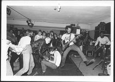 Bad Brains.  One of the best punk rock bands.