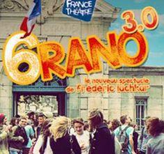 """Lunedì 22 febbraio u.s., gli alunni delle classi di lingua francese 4G, 4D, 3C, 5G (sede centrale Fornaci) 1B,3B 4B,5B, 4A, 5A (succursale Del Vecchio) e 5I (succursale Borromeo), hanno assistito allo spettacolo musicale """"6RANO 3.0"""" della compagnia teatrale FRANCE THÉÂTRE di Frédéric Lachkar.  Rivisitazione in chiave moderna del Cyrano de Bergerac di Edmond Rostand. La storia, ambientata ai giorni nostri all'interno di un liceo francese, affronta le tematiche dell'amore, dell'amicizia, del…"""