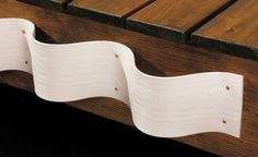 """Taylor Made Products -""""The Wave"""" Dock Extrusion White Coil Plywood Boat Plans, Wooden Boat Plans, Lake Dock, Boat Dock, Jet Boat, Dock Bumpers, Lakefront Property, Boat Lift, Aluminum Boat"""