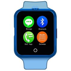 Padgene Fashion Bluetooth Camera SmartWatch With Heart Rate monitor, Noise Reduction, Sleep monitor, Pedometor, Automatic Wake-up and UV Intensity Test Function for Samsung Android Smartphones, Blue 21.89  #AndroidSystem #Blue #Blue #BluetoothSmartWatch #CallSync #CVC6.0BroadbandNoiseReduction.Noiseenvironment,thesoundisstillcloseathand. #DataSynchronization...