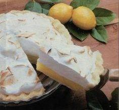 Deze verrukkelijke citroentaart kregen als afsluiting van een Frans 'landelijk' dinertje bij vrienden. Het recept stond in een Frans tijdschrift. En nu dus op...