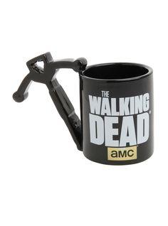 The Walking Dead WWDD? Crossbow Coffee Mug