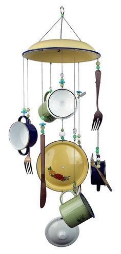 Sunset Vista Designs Pots and Pans Wind Chime | Bass Pro Shops: The Best Hunting, Fishing, Camping & Outdoor Gear