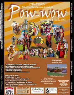 37th Annual Nanticoke Lenni-Lenape Pow-Wow