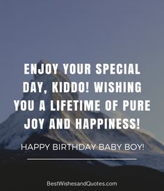 11 Best Happy Birthday Baby Boy Images Baby Boy Birthday Messages