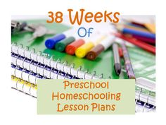 Blog chock FULL of preschool lesson plans, craft ideas, science lessons, and even easy to do infant activities!