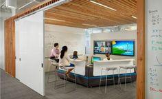 Bilderesultat for collaborative workspace design examples