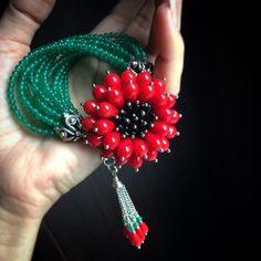 Summer Bracelets, Cute Bracelets, Summer Jewelry, Jewelry Bracelets, Jewelery, Bead Jewellery, Beaded Jewelry, Handmade Jewelry, Beaded Bracelet Patterns