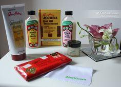 Comanda iherb: ulei de monoi, ulei de jojoba - Katynel Jojoba Oil, Shampoo, Soap, Pure Products, Bottle, Flask, Bar Soap, Soaps, Jars