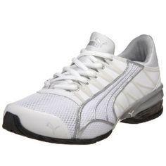 womens puma running shoe | PUMA Women's Voltaic II Running Shoe White Silver 7.5 B | Shop ...