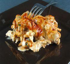 One Perfect Bite: Circassian Chicken - Cerkez Tavugu