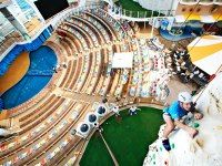 Lady and her family give a full review of Caribbean cruise on Navigator of the Seas. ..... so excited hurry up March.