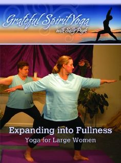 Expanding into Fullness Yoga for Large Women with Sally Pugh DVD815597011021 * Check out the image by visiting the link.(This is an Amazon affiliate link and I receive a commission for the sales)