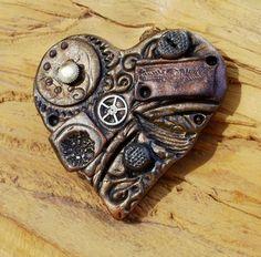 Steampunk Gears Art