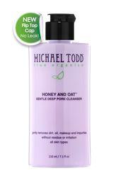 Honey Oat Facial Wash