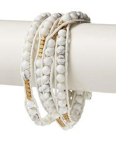 OK 1984 Aspen Five Wrap Bracelet, http://www.myhabit.com/redirect/ref=qd_sw_dp_pi_li?url=http%3A%2F%2Fwww.myhabit.com%2Fdp%2FB00SIVE6SU%3F