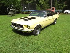 1968 Ford Mustang (VA) - $25,000 Please call Richard @ 434-326-7662 to see this Mustang
