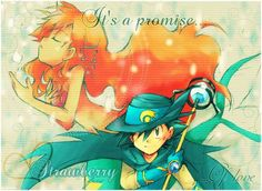 ash and misty Pokemon Show, Pokemon Manga, Ash Pokemon, Pokemon Party, Cute Pokemon, Pikachu, List Of Characters, Fictional Characters, Ash And Misty