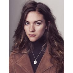 Singer Tove Styrke wearing a suede jacket from Beyond Retro in the February 2015 issue of STYLEBY Magazine.