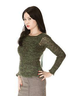 Ravelry: Little Dream Sweater pattern by Laura Zukaite