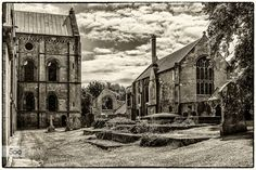 Bishops PalaceSouthwell Minster by jspindley. Please Like http://fb.me/go4photos and Follow @go4fotos Thank You. :-)