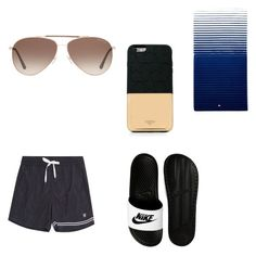 """keyshawn"" by jordanlowlife11 ❤ liked on Polyvore featuring Danward, NIKE, Tom Ford, Native Union, Ports 1961, Tommy Hilfiger, men's fashion and menswear"