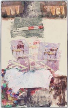 The Robert Rauschenberg Foundation. False Witness [Anagram (A Pun)], 1998;