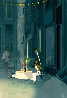 Pascal Campion: Photo Happy Valentine's day. Pascal Campion, Pixiv Fantasia, Love Illustration, Valentines Illustration, Visual Development, Anime Chibi, American Artists, Cute Drawings, Belle Photo