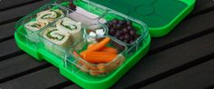 Kid friendly, spill proof, balance & portion control bento box, makes lunches easier and healthier!