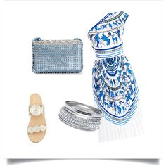 """Boda en la playa"" by personalshopper-eve on Polyvore. You can see the full post on www.tuarmadioconeva.com"