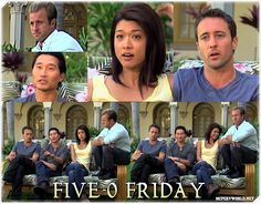 Five-0 Friday