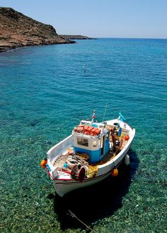 Finix, a small cove on the Greek island of Crete by Peace Correspondent