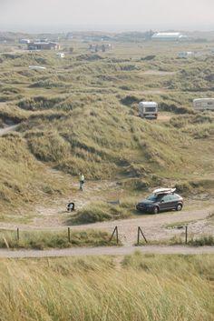 Camping Hvide Sande, Dänemark