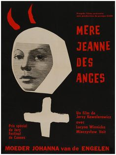 "Movie Poster of the Week: ""Mother Joan of the Angels"" on Notebook 